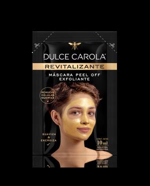 Máscara Facial Detox revitalizante