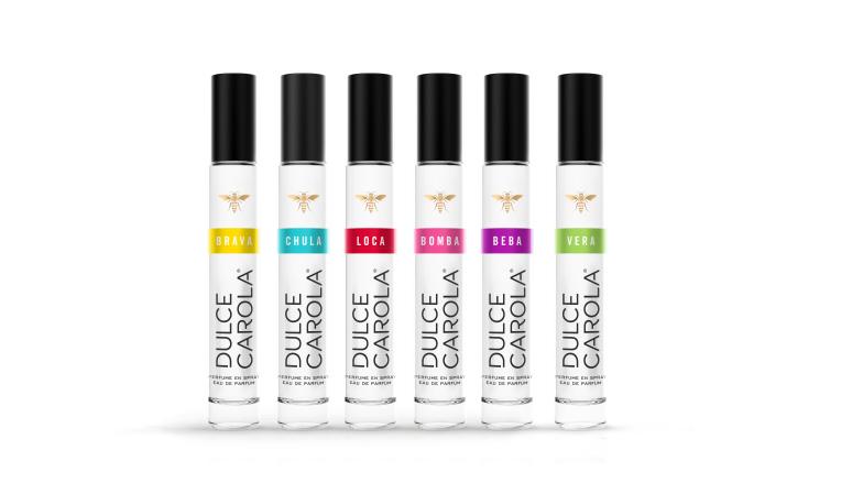 Perfumes Eau de Parfum aromáticos, cítricos y frutales