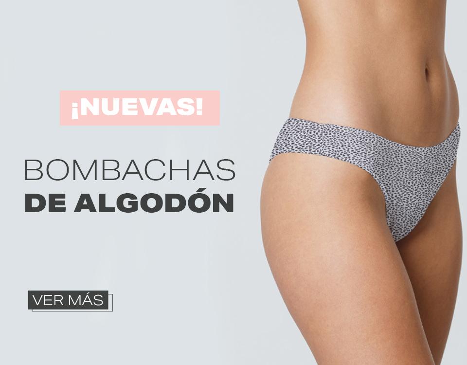 Nuavas Bombachas de Algodon